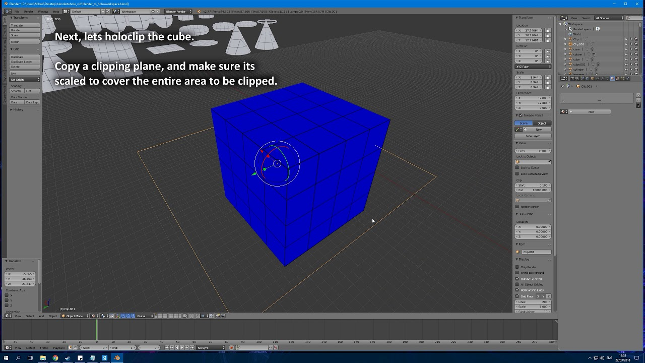 Gmod hologram tutorial
