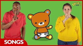 The Baby Bear Song | The Baby Club