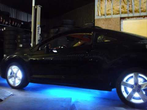 Led strip lights on car led light in rim youtube led strip lights on car led light in rim aloadofball Image collections