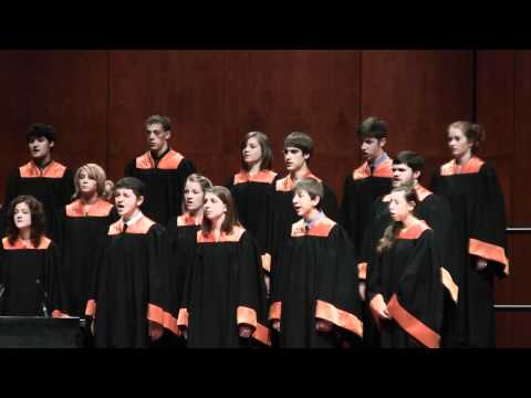 2011 - 2012 Greater Latrobe Senior High School Chamber Choir