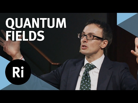 Quantum Fields: The Real Building Blocks of the Universe - w