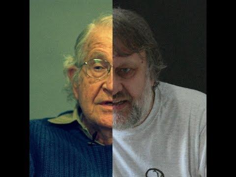 Noam Chomsky on Slavoj Žižek & Žižek
