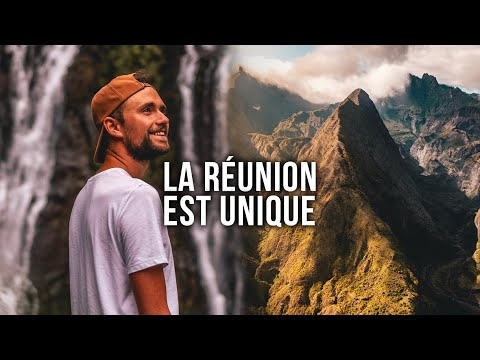 LA RÉUNION : 10 CHOSES QUI LA RENDENT UNIQUE !