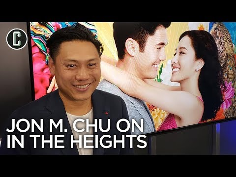 In the Heights Movie: Jon M. Chu on the Film's Status, His Inspirations thumbnail