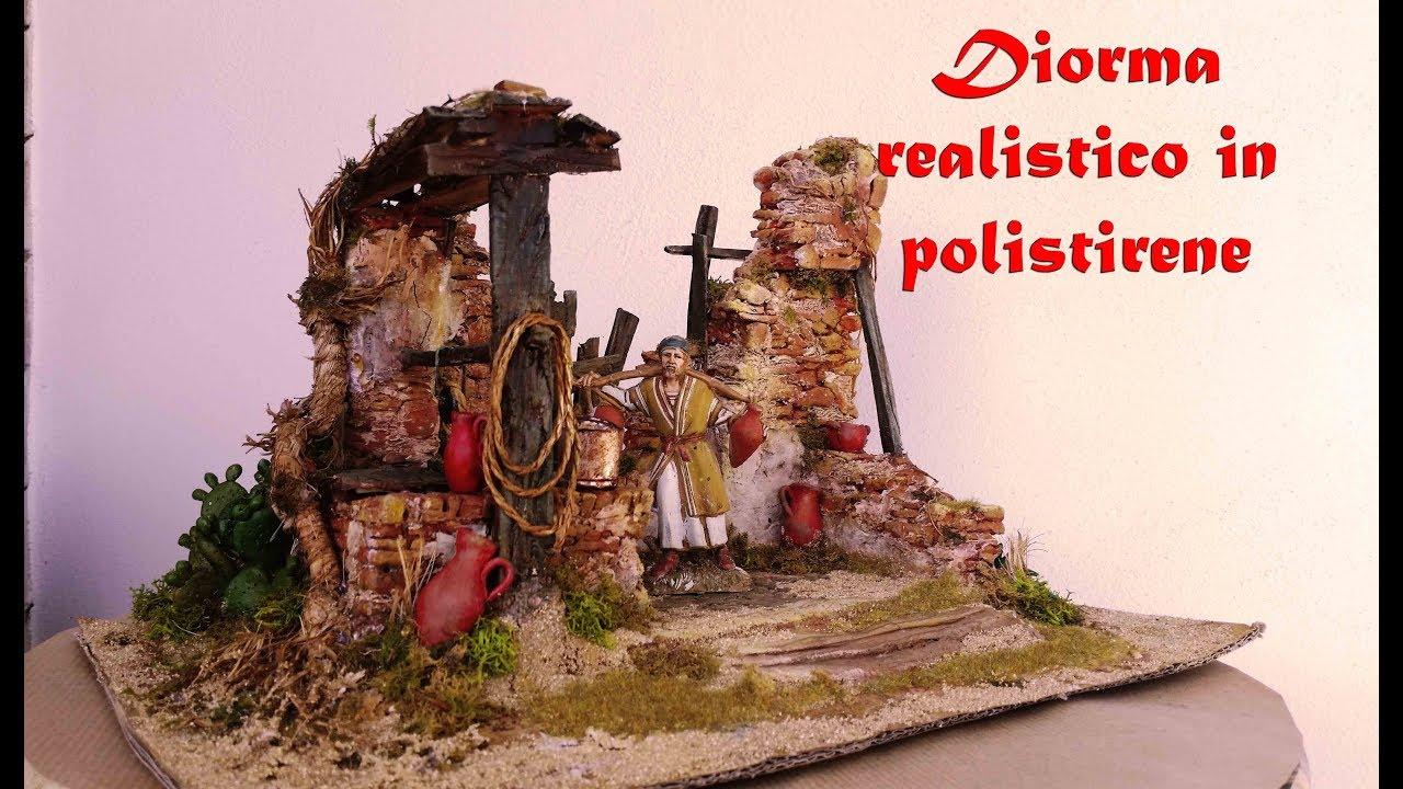 Come Fare Un Diorama Realistico Con Polistirolo смотреть