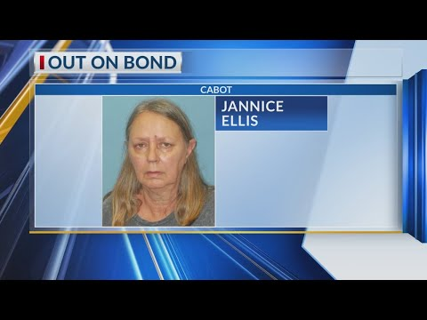 Cabot school employee out on bond