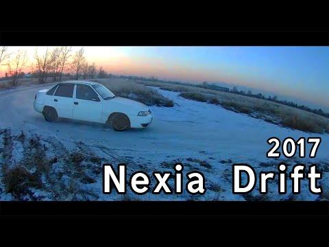 Daewoo nexia winter drift