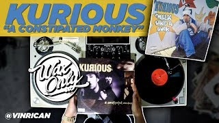 "Discover Samples Used On Kurious's ""A Constipated Monkey"""