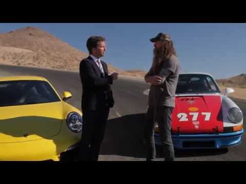 The One with Magnus Walker and the 2013 Porsche 911 Carrera 4S