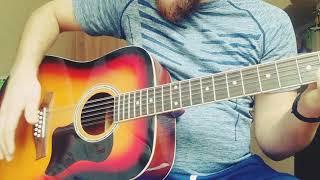 Как играть:3 крутых гитарных боя на гитаре  видео разбор
