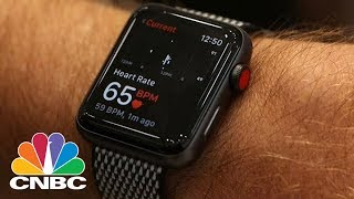 First Look: Apple Watch Series 3 With LTE | CNBC