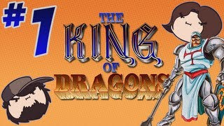 The King of Dragons: The Tri-Snake - PART 1 - Game Grumps