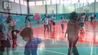 Proyecto Deportivo Especial Despertar - Fiesta Participativa 1ra Parte