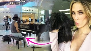 Will SHOPPERS Notice DELTA GOODREM in DISGUISE?