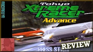 Tokyo Xtreme Racer Advance - on the GBA - with Commentary !!