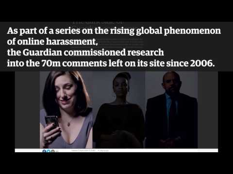 EDMA 2017- Best Data Visualisation Special Mention: Guardian News and Media