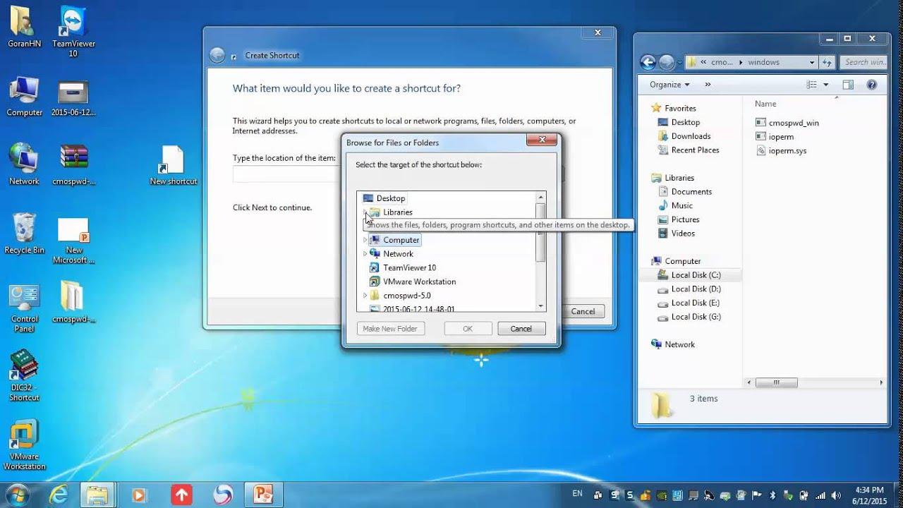 Remove BIOS password - YouTube