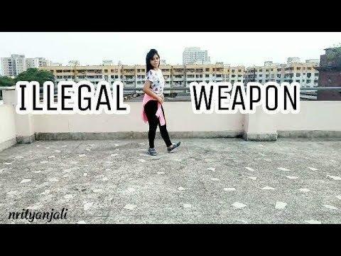 ILLEGAL WEAPON    JASMINE SANDLAS feat...