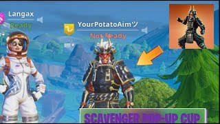 Fortnite Unreleased Skins! (Shogun, Taro, Guan YU!)