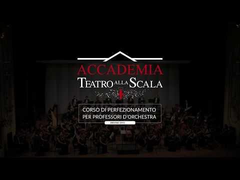 Vita in orchestra - Accademia Teatro alla Scala