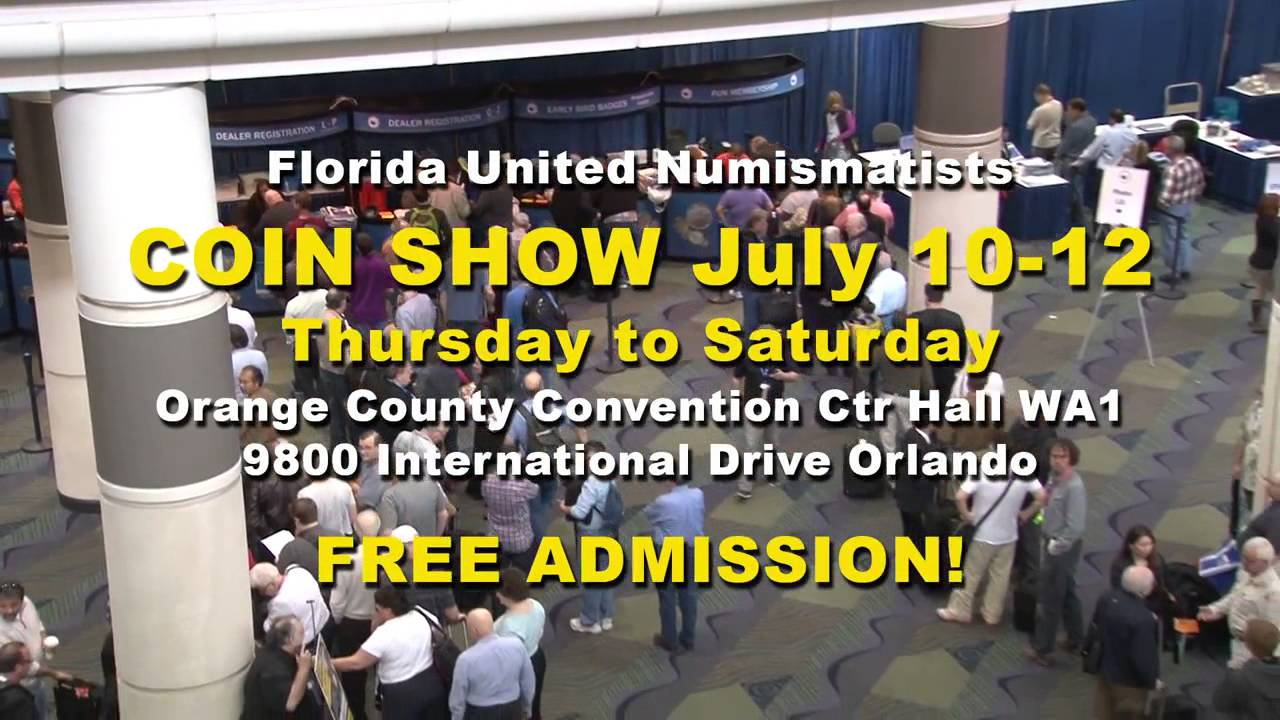 8th Annual Summer F.U.N Coin & Currency Show