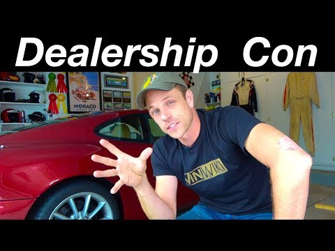 How Car Dealerships Rip You Off With Warranty Repairs