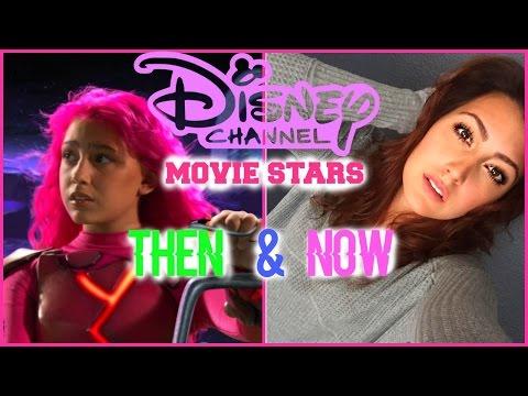 Disney Channel Movie Stars! (Then & Now 2017)