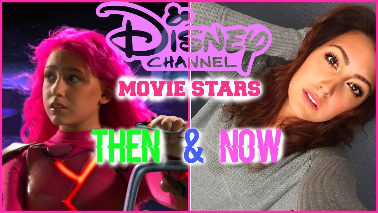 Then and now movie stars