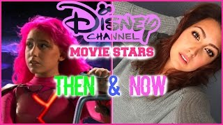 Disney Channel Movie Stars! (Then & Now 2016)