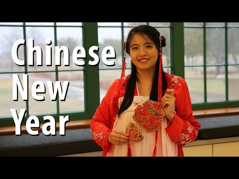 Chinese Lunar New Year at McMurry University