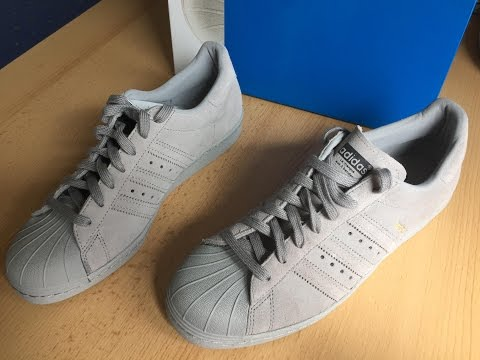 Adidas SUPERSTAR 80s CITY SERIES / PACK (BERLIN) - Unboxing