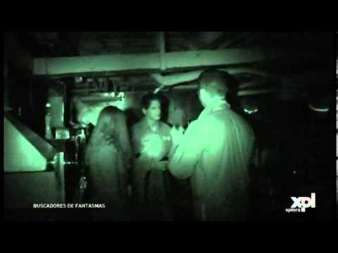 Buscadores de Fantasmas  - portaviones USS Hornet