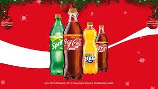 Coca-Cola bilan Yangi yilda omad kulib boqadi!