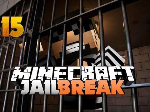Minecraft JAIL BREAK S2E15 - B-Ward Quests OP