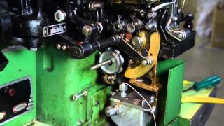 How to thread a Landis L or K part 2