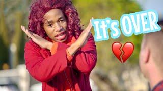 We broke up - Living with Afrikaans Ep8 (Lasizwe Dambuza)