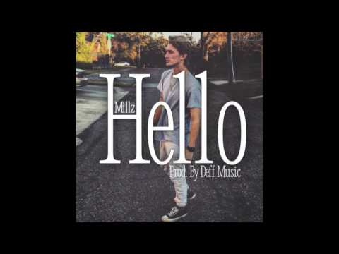 Millz - Hello (Adele Hip-Hop Cover)(Prod. By Deff Music)