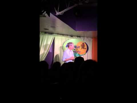 Billy Carroll - Absolute Comedy - Sept 2, 2015