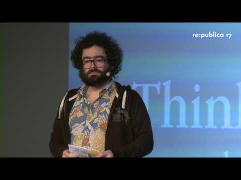 re:publica 2017 - Jérémie Zimmermann: Love Against the Machine