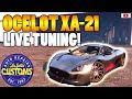 Das Beste Neue Tuning Monster OCELOT XA 21 Live Tuning GTA 5 Online Gunrunning Update DLC mp3