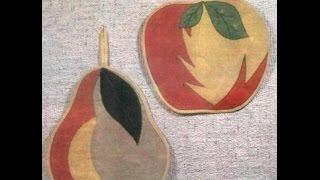 Пэчворк для кухни: прихватки, шторы и многое другое  Рatchwork(Уютно на кухне,где хозяйка своими руками сшила прихватки или шторы в технике пэчворк. Уникальные вещи стан..., 2015-04-21T18:18:16.000Z)