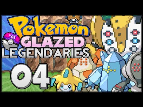 Pokémon Glazed Legendaries | Jirachi and the Regis!