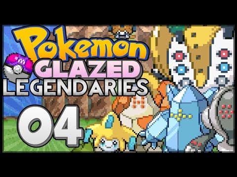 Pokémon Glazed Legendaries | Jirachi and the Regis!