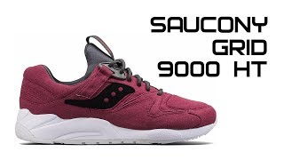 Saucony Originals Grid 9000 Ht Jersey