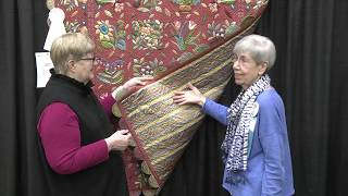Christine Wickert Wins Honorable Mention at AQS QuiltWeek