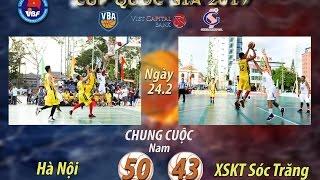 Full Highlights XSKT SÓC TRĂNG vs HÀ NỘI