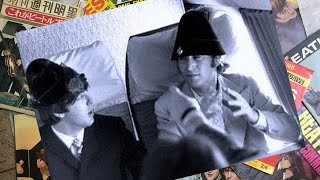 ♫ the beatles on board a bea flight to munich 1966 photos