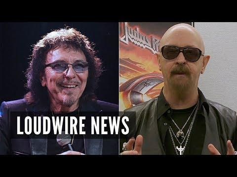 Tony Iommi + Rob Halford to Collaborate?