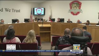 McFarland City Council meeting to address city's financial problems