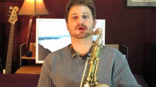 How to Do Octaves on a Saxophone